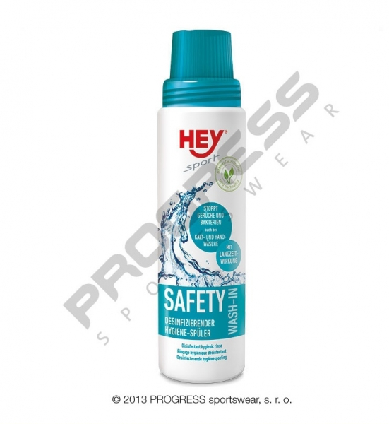 prací prostředek Hey Safety wash-in 250ml