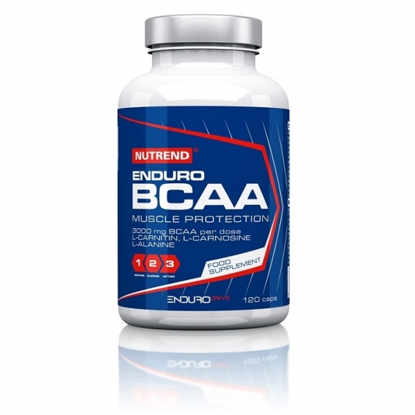 tablety Nutrend ENDURO BCAA 120tablet