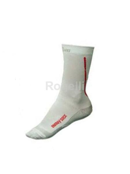 ponožky Rogelli DRYARN kompres bílé