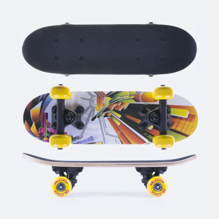 skateboard Spokey BLOXY mini