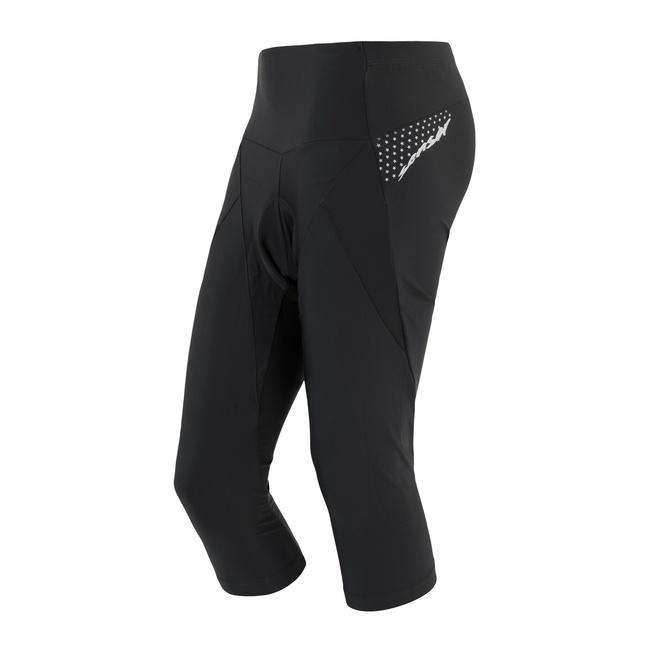 kalhoty 3/4 dámské SENSOR RACE černé