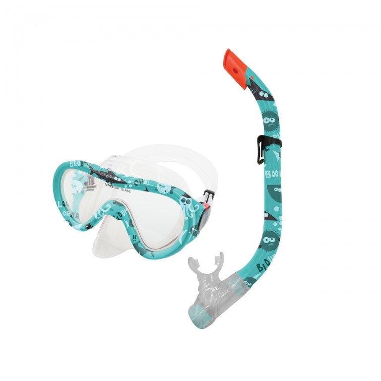 brýle+šnorchl Spokey TAHITI JUNIOR vodní svět