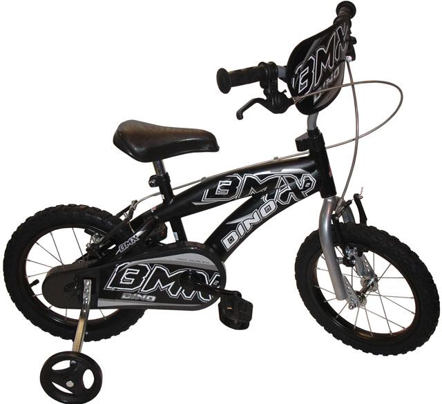 """kolo 14"""" Dino 145XC BMX černé"""