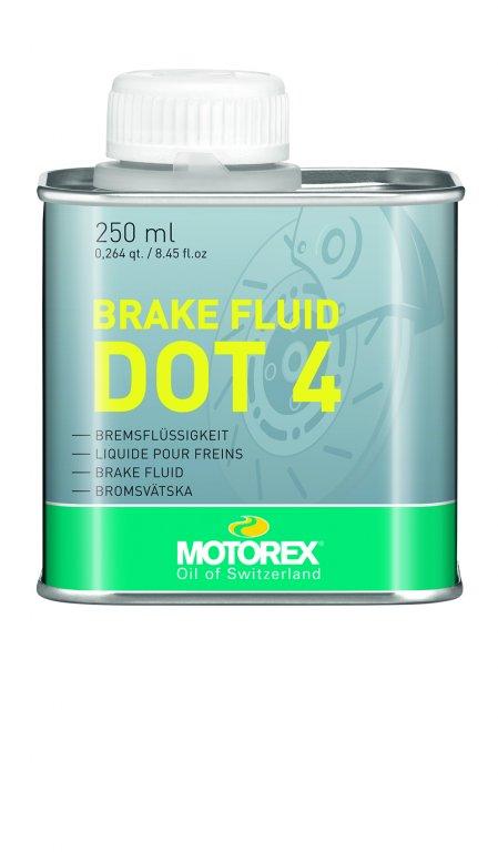 olej Motorex BrakeFluid DOT4 250ml