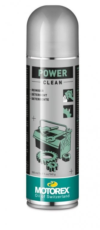 Čistič kotoučových brzd MOTOREX Power Clean 500ml