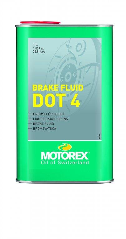 olej Motorex BrakeFluid DOT4 1l