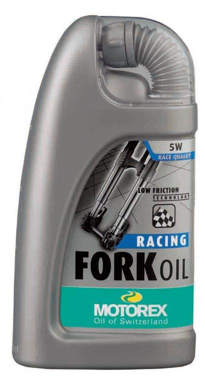 olej MOTOREX Racing Fork Oil 5W 1l