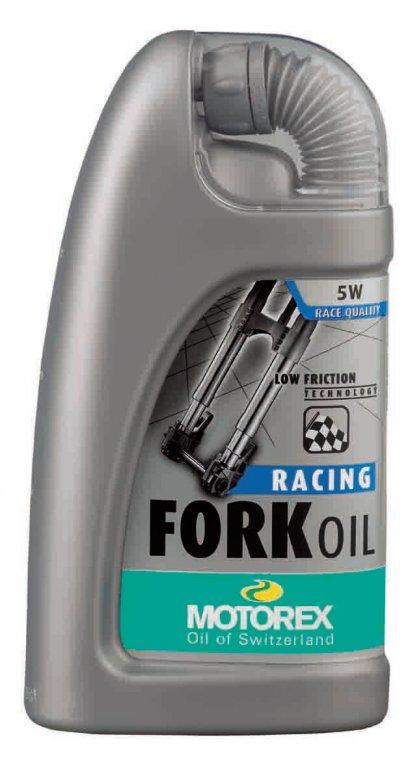 olej MOTOREX Racing Fork Oil 15W 1l