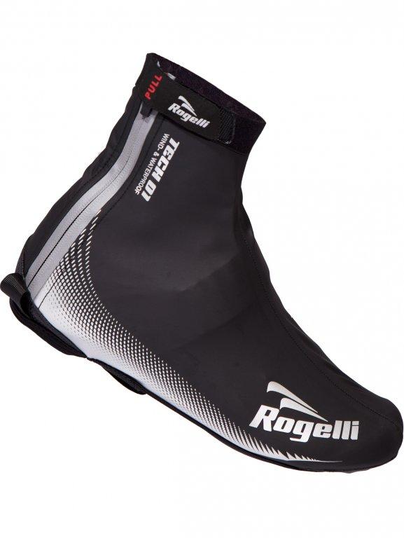 návleky na tretry Rogelli Fiandrex ultralehké černé
