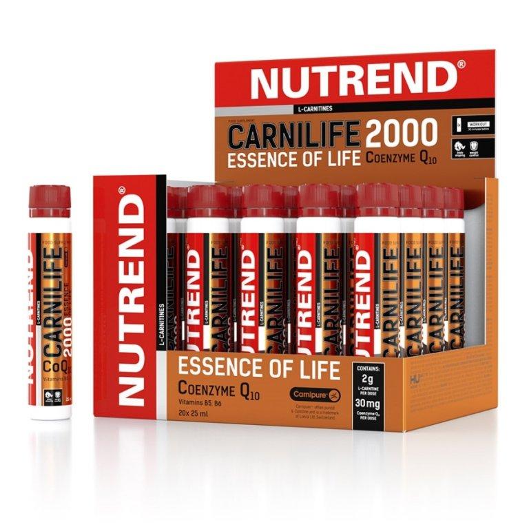 nápoj Nutrend Carnilife 2000 20x25ml