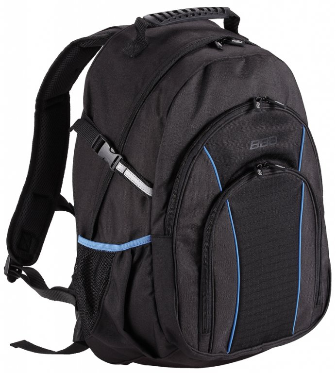 batoh BBB EasyStore 18L černý