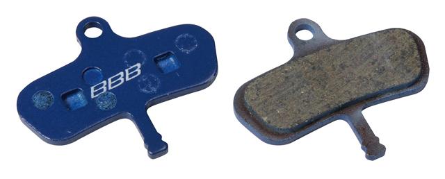 brzdové destičky BBB BBS-44 Avid Code