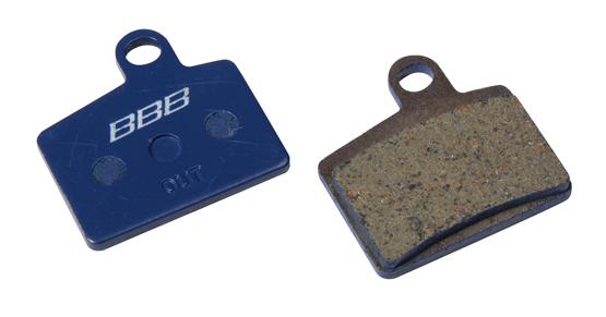 brzdové destičky BBB BBS-492 Hayes Stroker