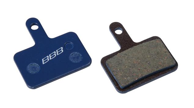 brzdové destičky BBB BBS-52 Deore mechanical
