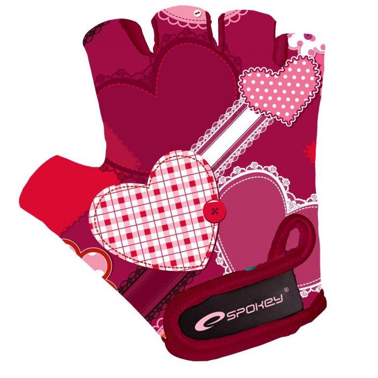 rukavice dětské Spokey HEART GLOVE