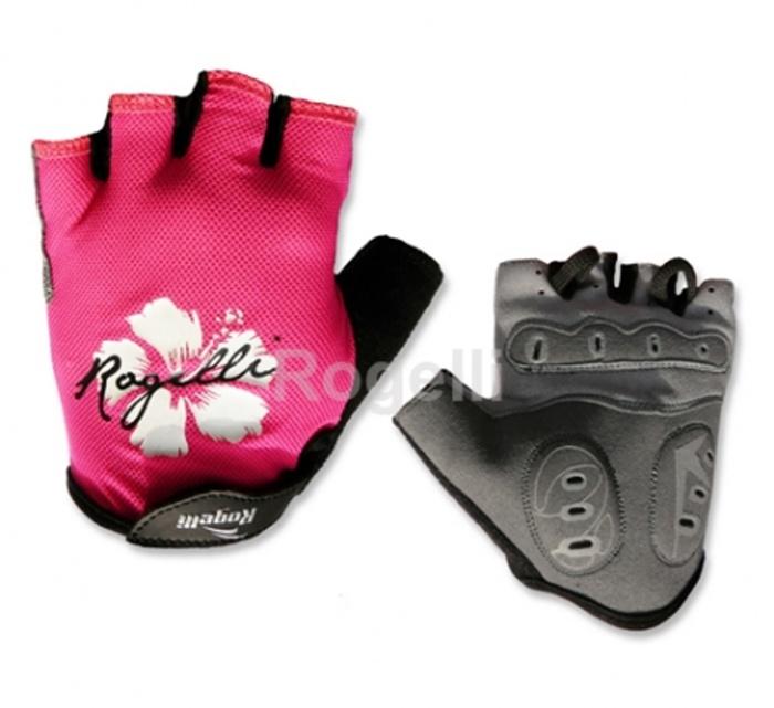 rukavice dámské Rogelli DORELLA růžové