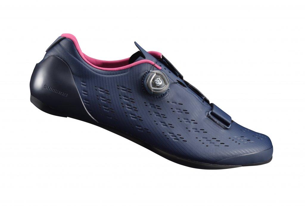 boty Shimano RP9 námořně modré