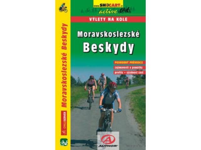 cykloprůvodce Beskydy, výlety na kole