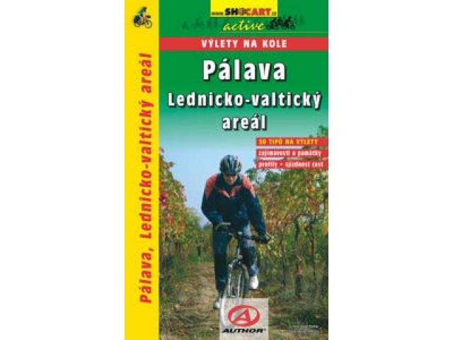 cykloprůvodce Pálava, výlety na kole