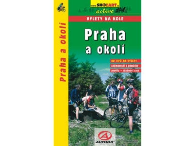 cykloprůvodce Praha a okolí, výlety na kole