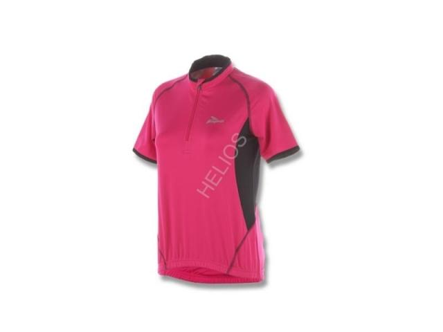 dres krátký dámský Rogelli APRILLIA růžovo/černý