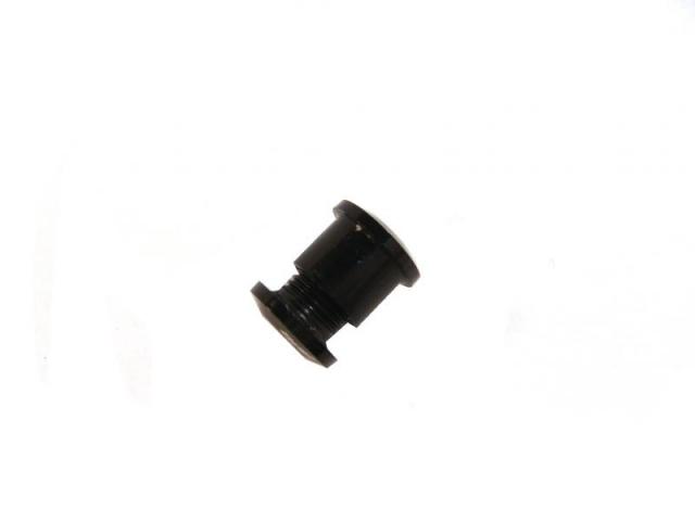 šrouby převodníku BBB HexStars 5ks černé