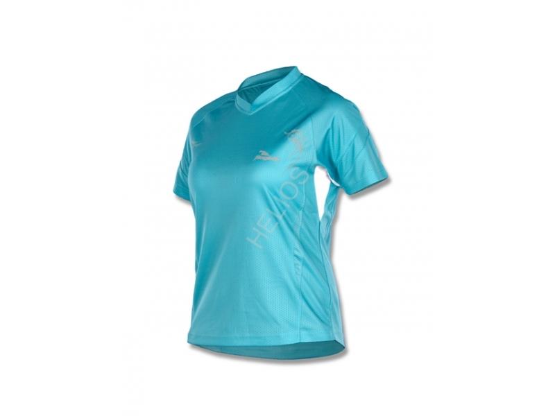 triko krátké dámské Rogelli SELMA modré