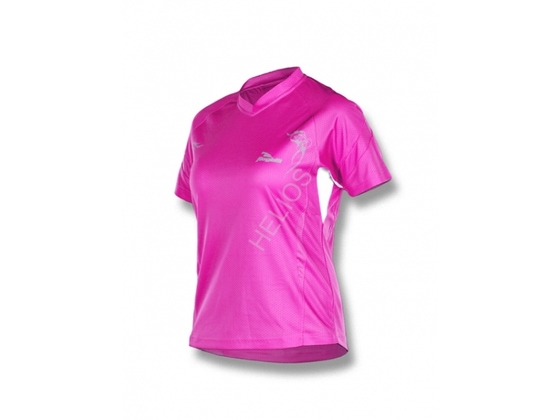 triko krátké dámské Rogelli SELMA růžové