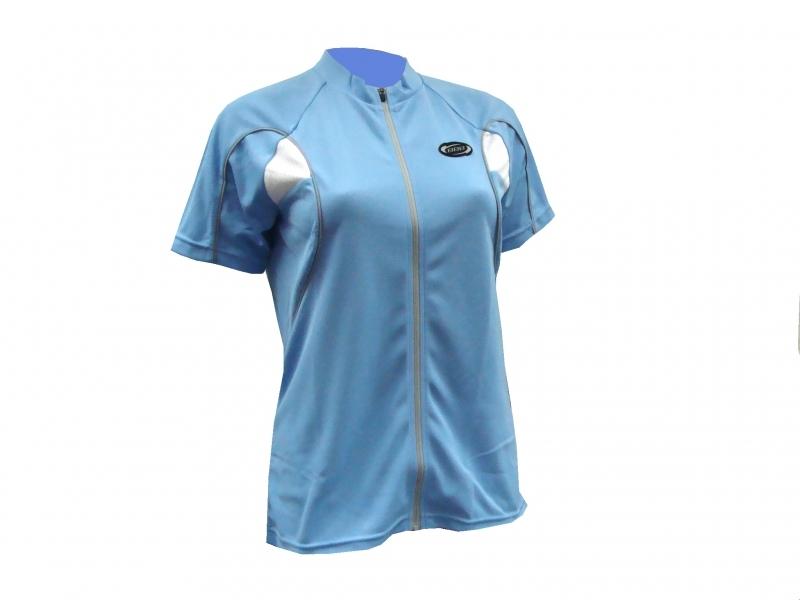 dres krátký dámský BBB BBW-106 modrý
