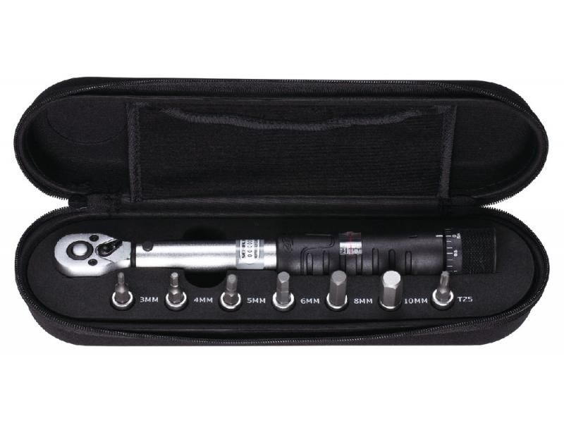 klíče - kufr s nářadím BBB TorgueSet