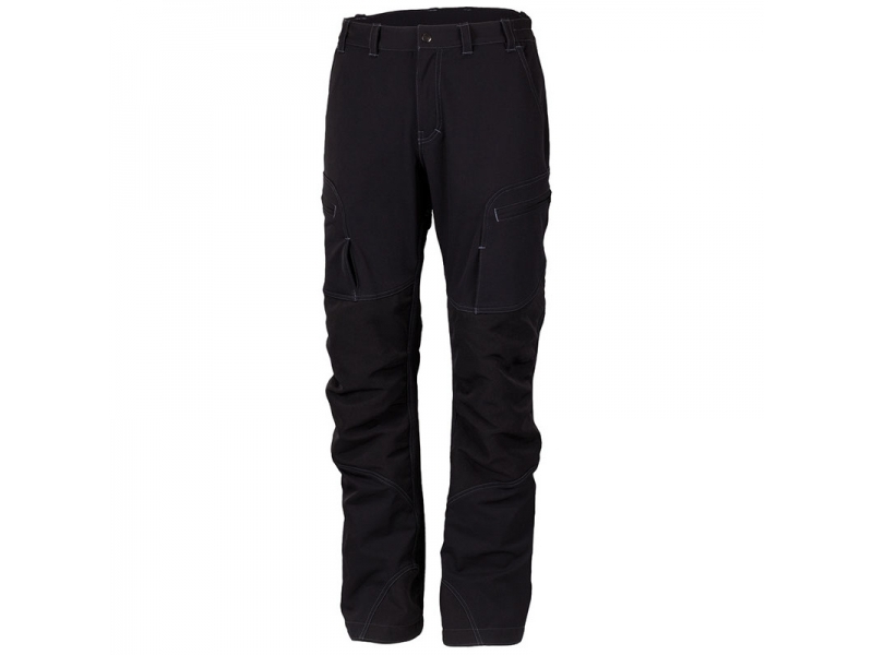 kalhoty dlouhé pánské Progress KANDAHAR zateplené černé