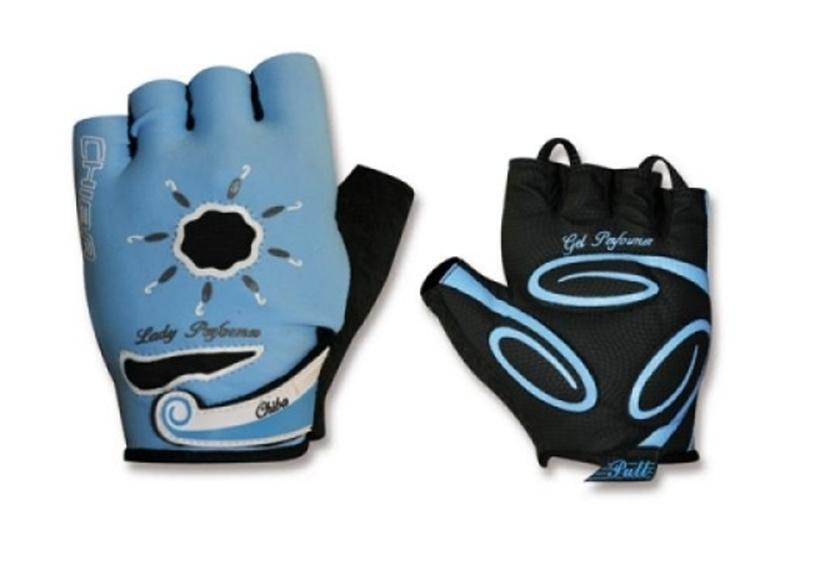 rukavice dámské CHIBA Lady Gel sv.modré