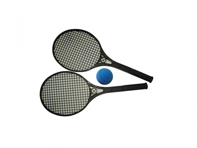 tenis soft - Itálie 2x raketa+míček