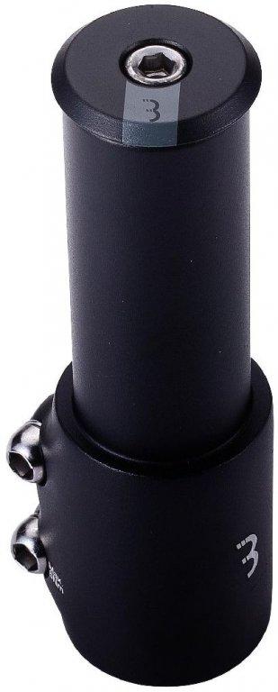 adaptér hlavového složení BBB TubeExtend 11/8 černý