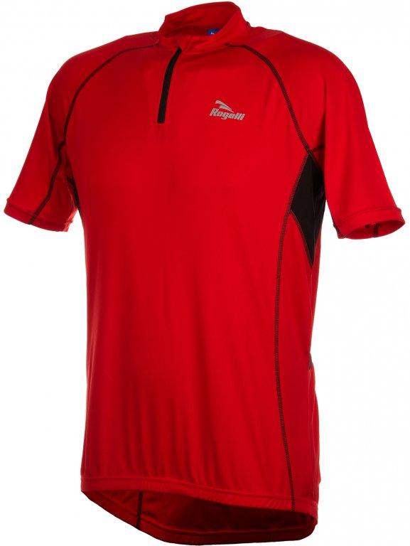 dres krátký pánský Rogelli PERUGIA červený