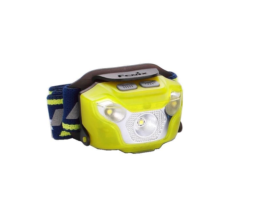 čelovka Fenix HL26R nabíjecí - žlutá