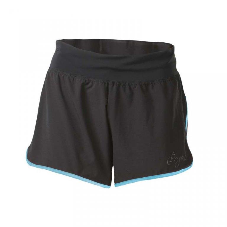 kalhoty krátké dámské Progress CALIBRA černo/sv.modré