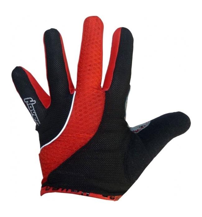 rukavice HAVEN SNUGGLE LITE LONG černo/červené