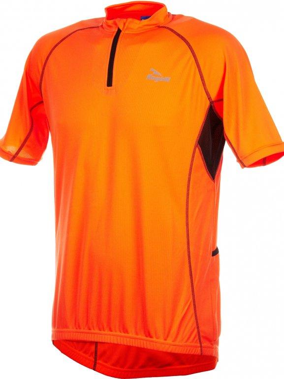 dres krátký pánský Rogelli PERUGIA oranžový