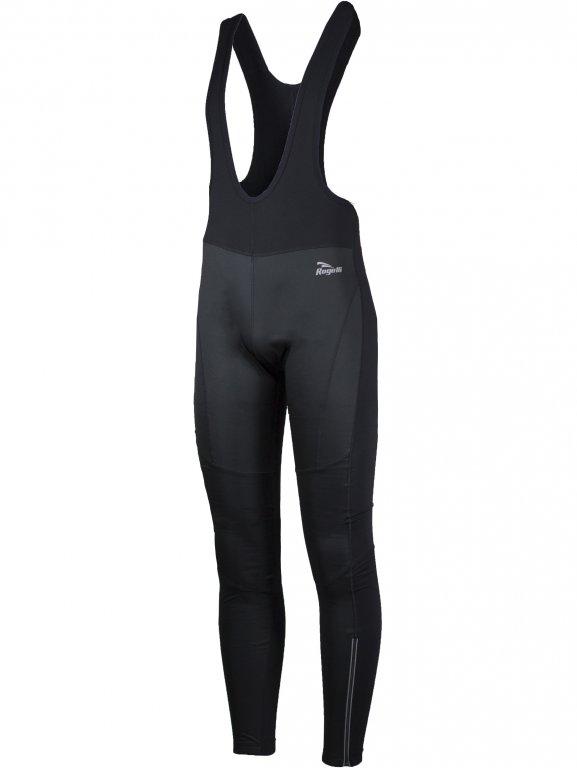 kalhoty dlouhé pánské Rogelli FABRO windprotect černé