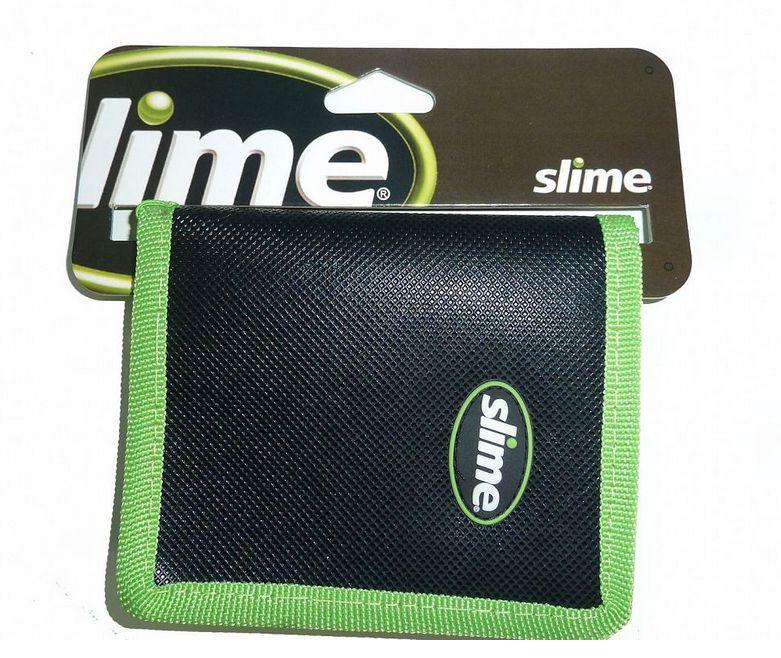 peněženka HAVEN Traveller černo/zelená