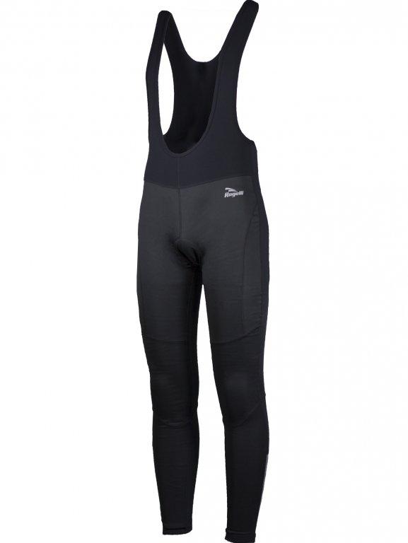 kalhoty dlouhé pánské Rogelli FONDO windprotect černé