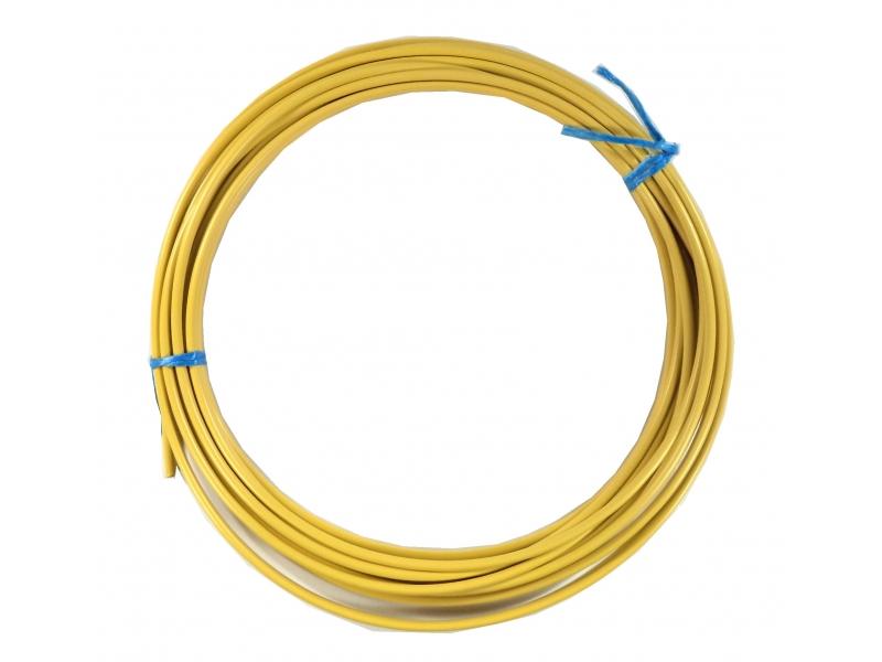 bowden řadicí 1.2/4.0mm SP 10m žlutý role