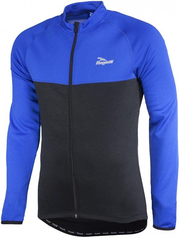 dres dlouhý pánský Rogelli CALUSO černo/modrý