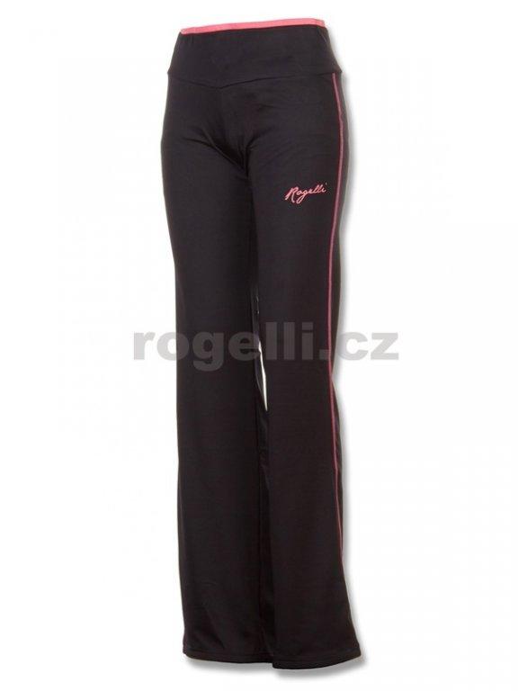 kalhoty dlouhé dámské Rogelli FRANCA černé