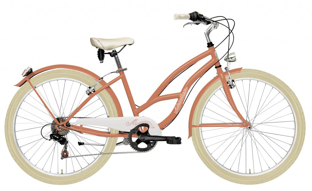 kolo dámské Adriatica CRUISER ACC oranžové