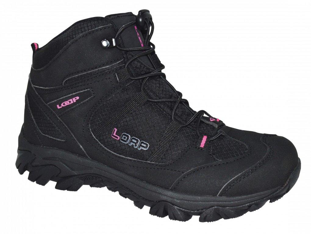 boty dámské LOAP RAVE W outdoorové černé