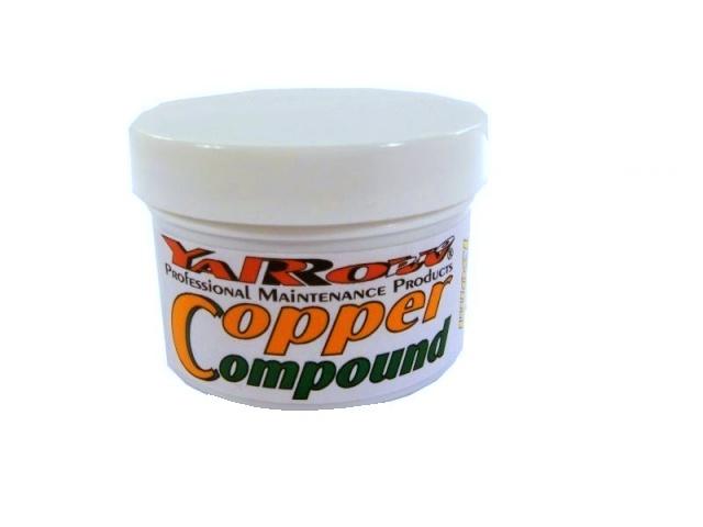 vazelína Yarrow Copper Compound 130ml na demontáž