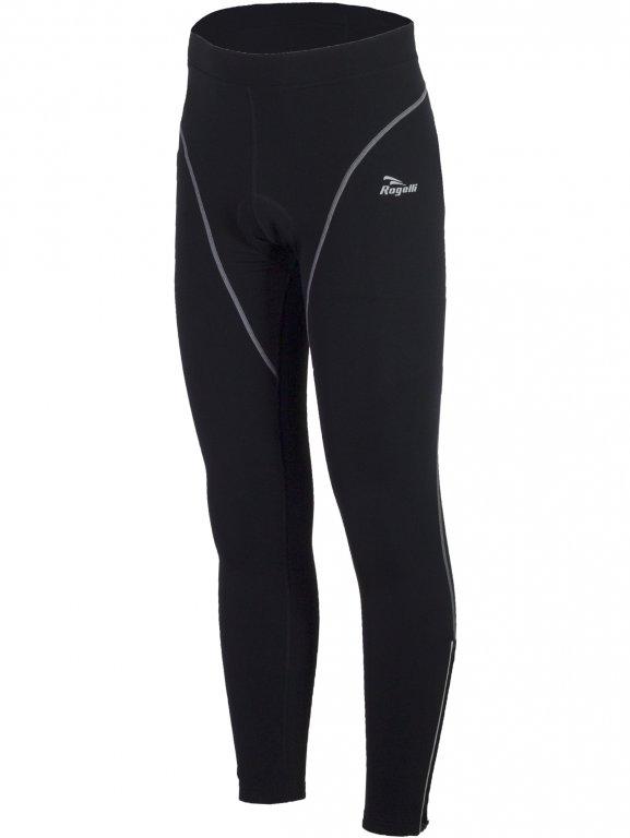 kalhoty dlouhé pánské Rogelli BARI černé