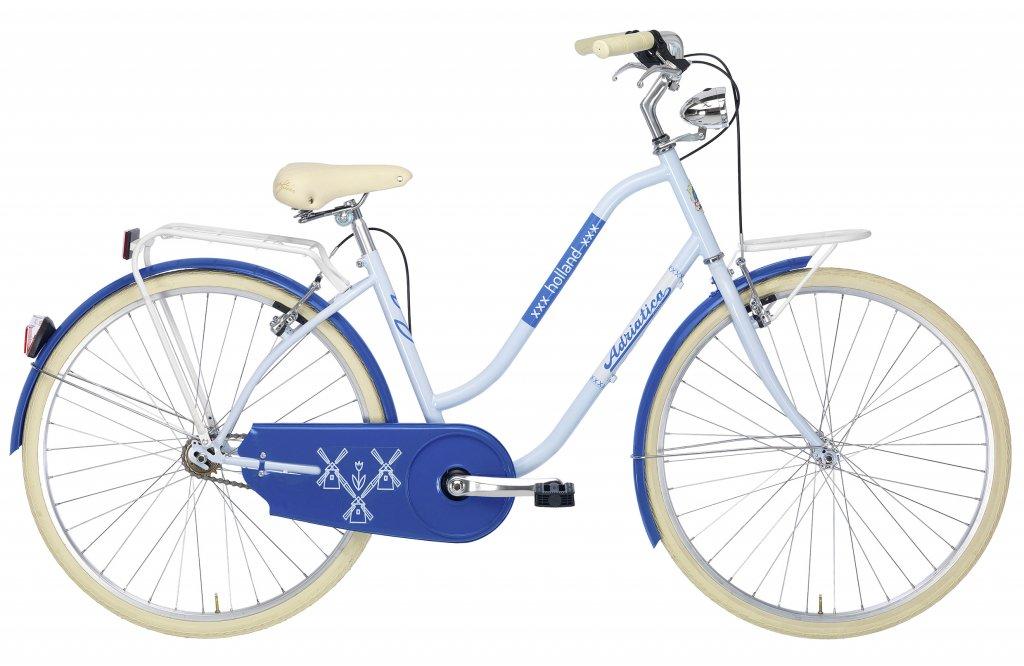 kolo dámské Adriatica HOLLAND modré
